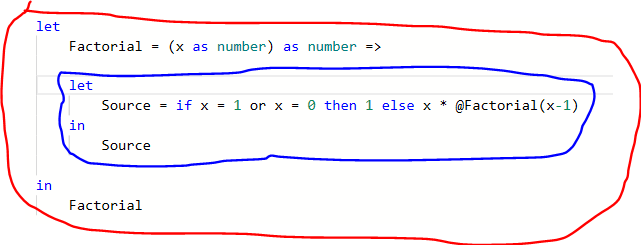 Power Query Recursive Function